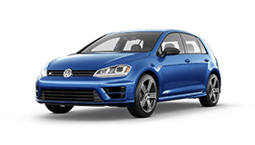 Volkswagen Golf-R