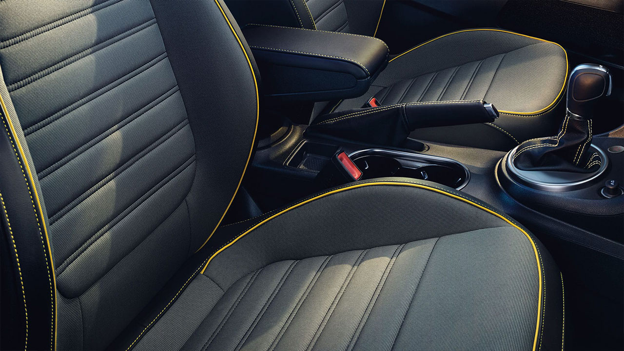 2019 Beetle Dune Interior